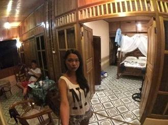 Nice resort in Bunaken.