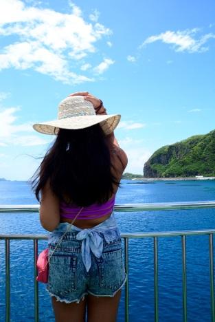 Aka-Zamami ferry